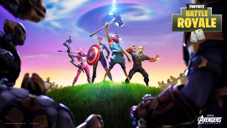 Endgame au Cinéma Les Plessis (Sortir) — Exposition Avengers