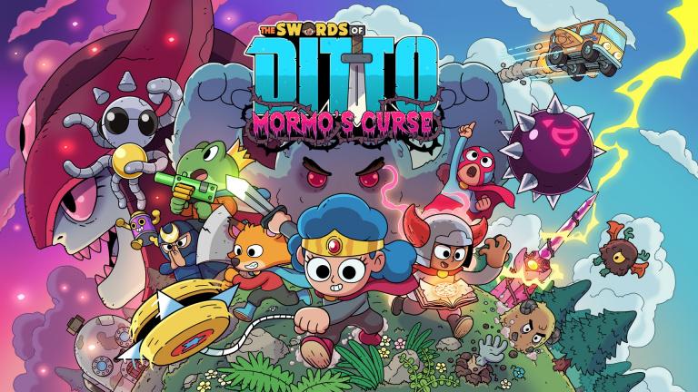 The Swords of Ditto : Le titre arrive sur Switch et s'enrichit