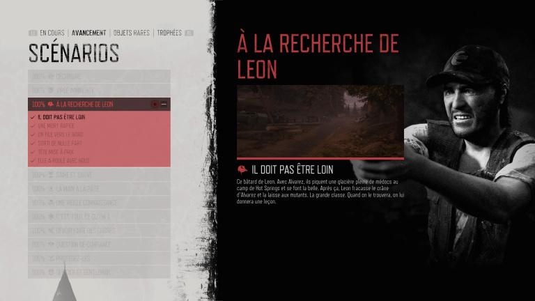 À la recherche de Leon