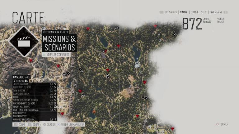 Hordes : liste, localisations et astuces