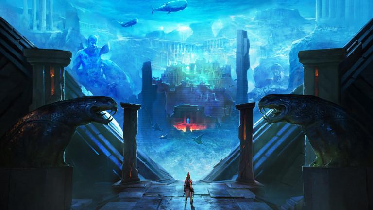Guide complet DLC n°2 : Le sort de l'Atlantide