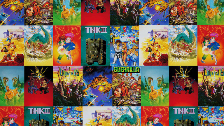 SNK 40th Anniversary Collection arrive sur Xbox One