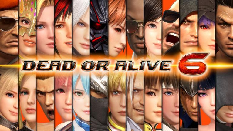 Dead or Alive 6 : Koei Tecmo annonce 350 000 ventes en un mois
