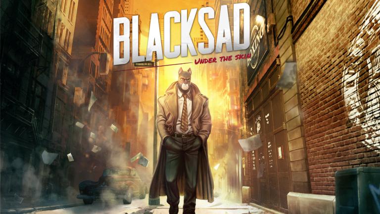 Blacksad : Under The Skin dévoile sa date de sortie et son édition collector