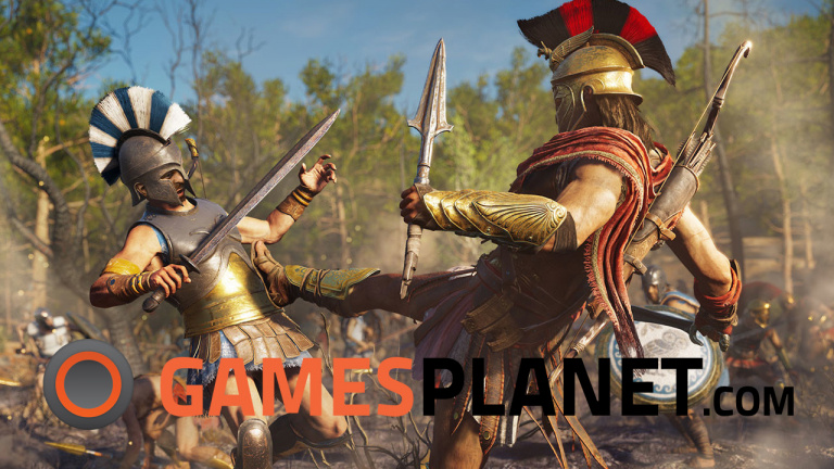 Gamesplanet : Assassin's Creed Odyssey Ultimate à moitié prix !