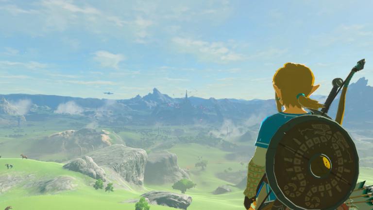 Zelda : Breath of the Wild - des temps de chargement visiblement moins longs avec la dernière mise à jour