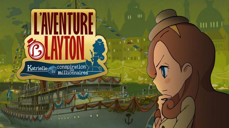 L'aventure Layton : Katrielle - la version Switch apparaît sur l'ESRB