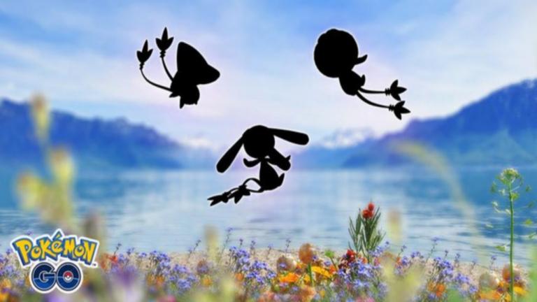 Pokémon GO : Créhelf, Créfadet et Créfollet font leur apparition