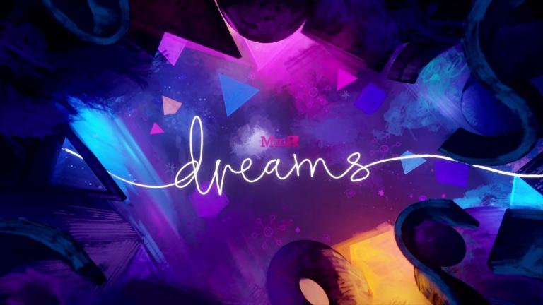 Dreams : une première mise à jour arrive en mai