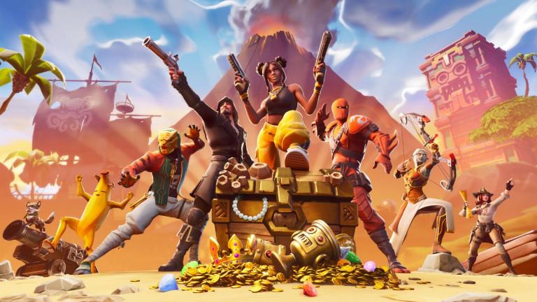 Fortnite : jusqu'à 16 joueurs peuvent désormais s'allier dans les modes temporaires