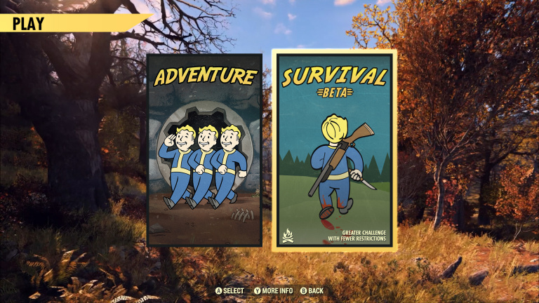 Explications à propos du Survival Mode