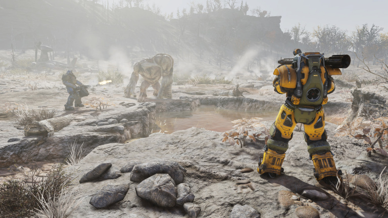 Berserker Tank - Guide Fallout 76 - jeuxvideo com