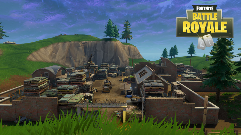Carte Au Tresor Fortnite Junk Junction.Fortnite Defi Carte Au Tresor De Junk Junction Semaine