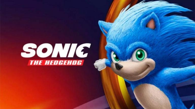 Ravalement de façade pour le film Sonic le Hérisson