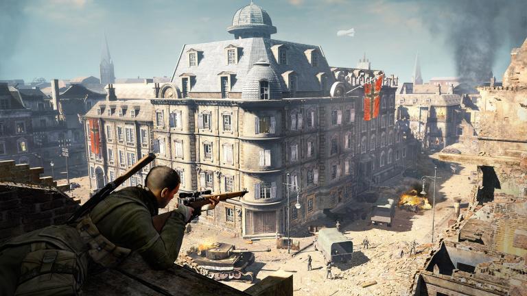 Sniper Elite V2 Remastered : Les versions physiques repoussées de 3 jours
