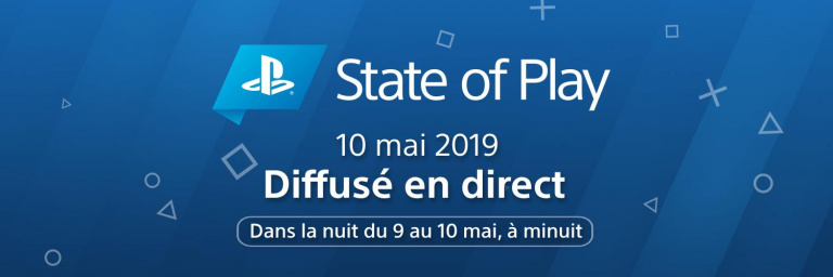 PlayStation : une émission State of Play programmée au 10 mai