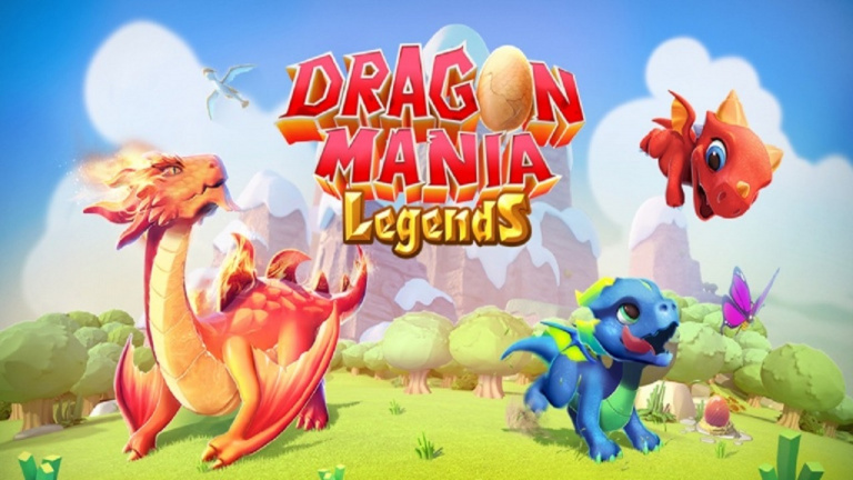 Dragon Mania Legends explose son objectif lors de l'événement caritatif d'avril