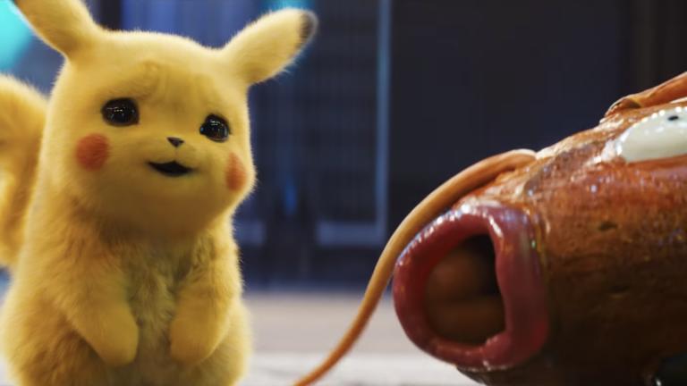 Pokémon Go : Du contenu Détective Pikachu arrive demain