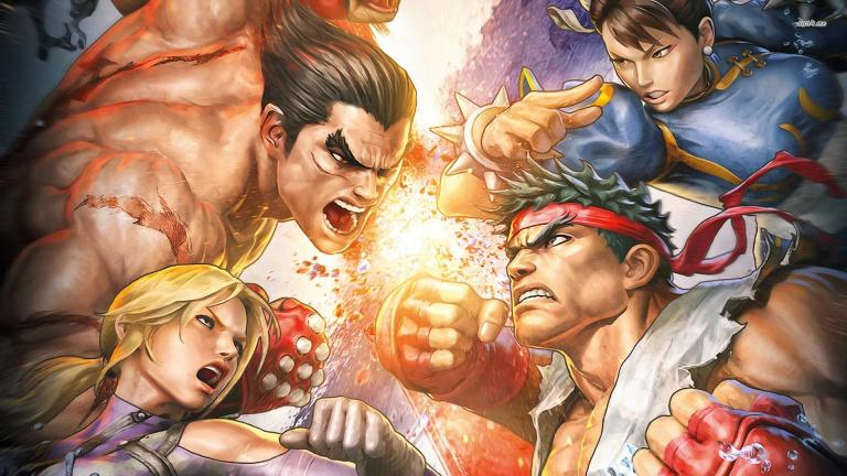 Tekken x Street Fighter : Katsuhiro Harada (producteur) parle à nouveau du projet