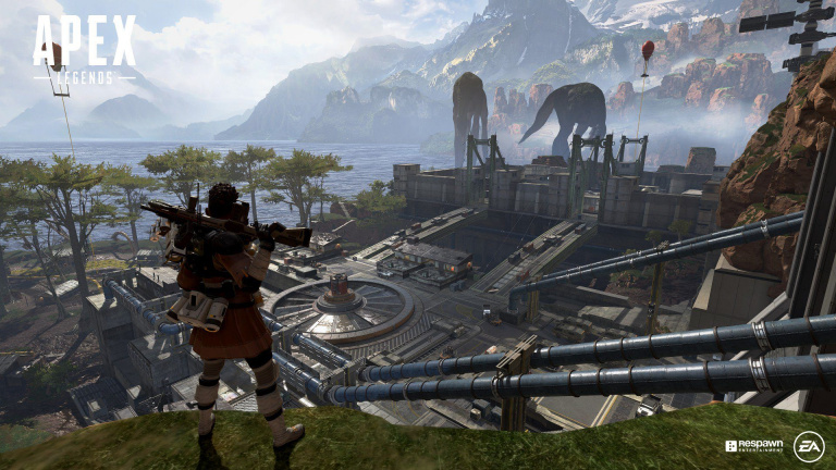 Apex Legends : EA prévoit de sortir le jeu sur mobiles et en Chine