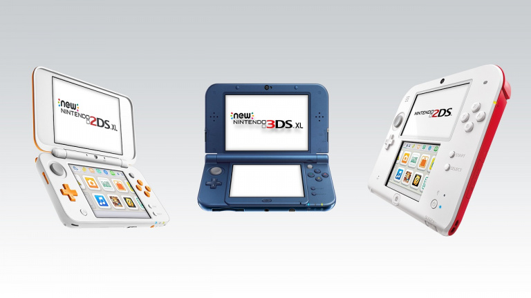 3DS : Nintendo s'attend à en vendre 1 million d'ici mars 2020