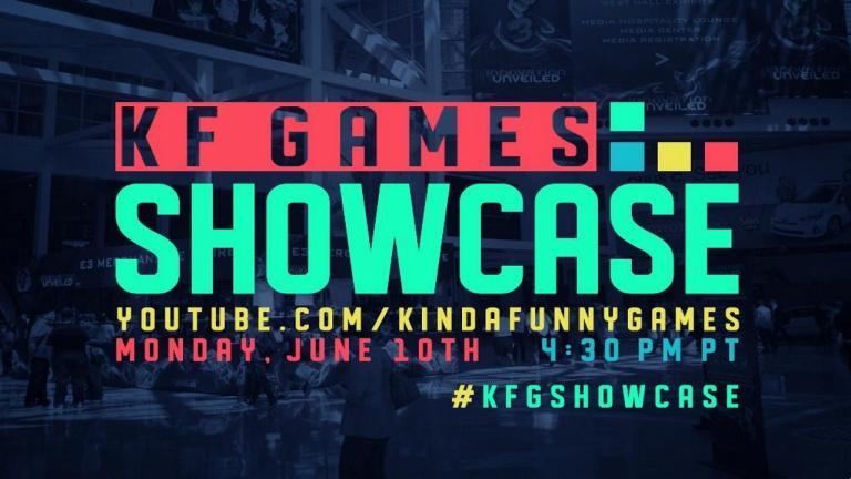 E3 2019 : le Kinda Funny Games Showcase prend date