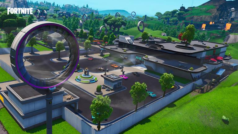 Fortnite saison 9, nouveaux lieux : Neo Tilted, Mega Mall et Pressure Plant, notre guide