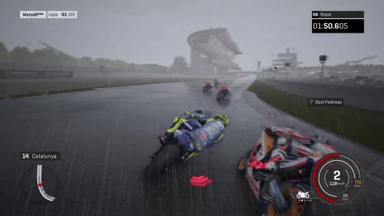 MotoGP 19 : les trophées et succès des grosses cylindrées
