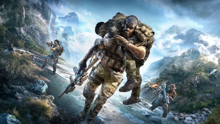 Ubisoft annonce Ghost Recon : Breakpoint