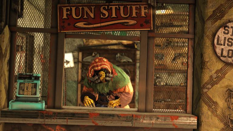 Fallout 76 : la Pourvoyeuse ouvrira sa boutique la semaine prochaine