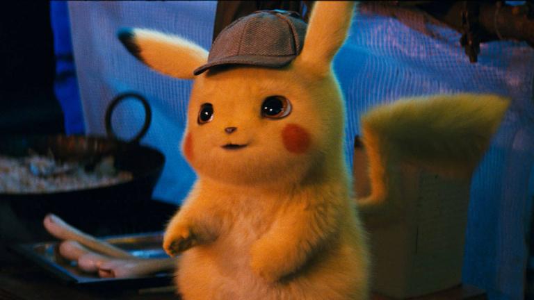 Détective Pikachu s'offre le meilleur démarrage au box-office pour une adaptation de jeu vidéo