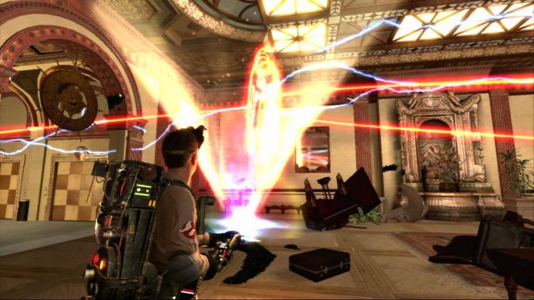 Ghostbusters Remastered aperçu sur Xbox One du côté de Taïwan