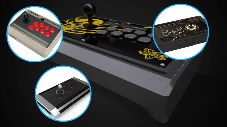 Comparatif : 20 sticks arcade à l'essai, entre 30 et 300€