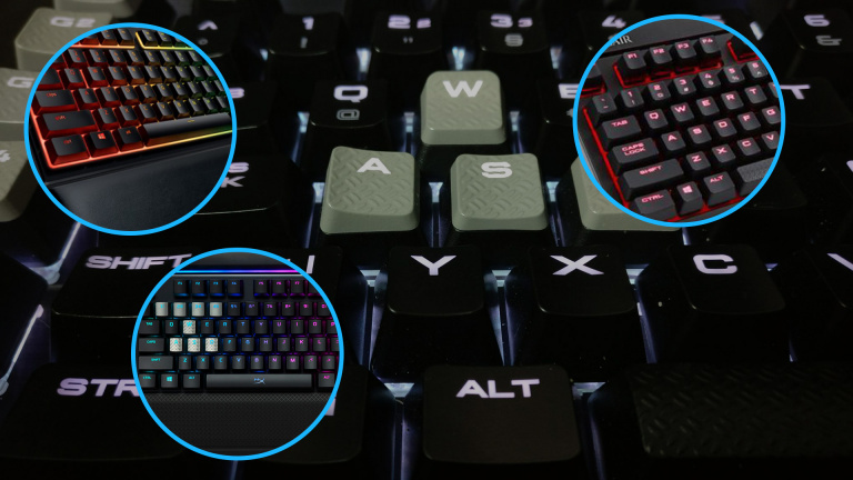 Comparatif : 35 claviers gamer à l'essai, entre 50 et 250€