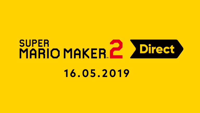 Super Mario Maker 2 : Un direct spécial le 16 mai