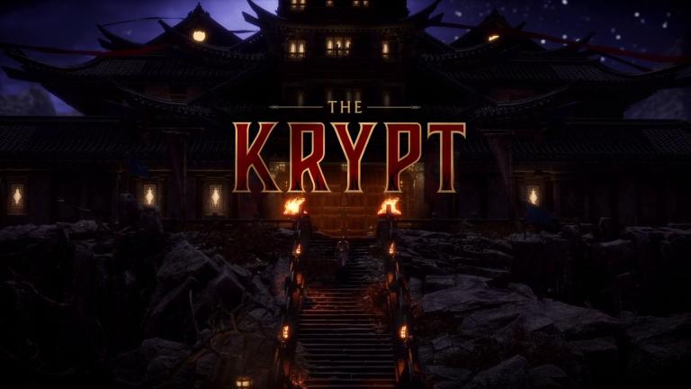 Mortal Kombat 11, Krypte : soluce et guide complet