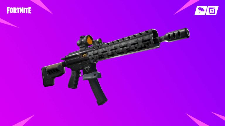 Fortnite, nouvelle arme : Fusil d'assaut tactique, le guide complet