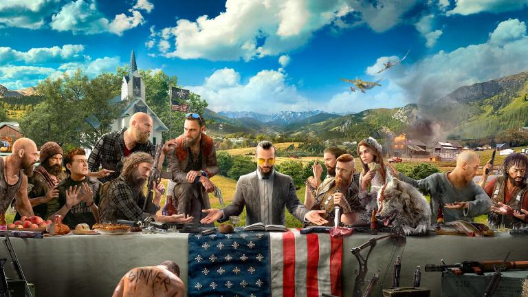 Far Cry 5 est le jeu Ubisoft le plus vendu sur cette génération de consoles