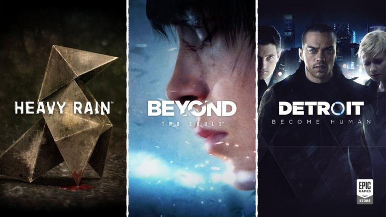Heavy Rain et Beyond Two Souls : la date de sortie est connue sur PC