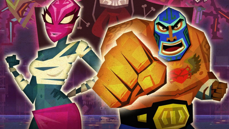 Guacamelee! Super Turbo Championship Edition gratuit sur PC via Humble Store