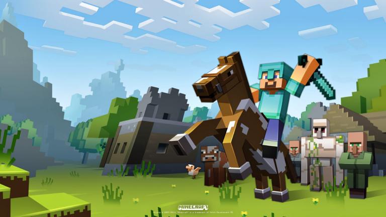 Un jeu Minecraft en réalité augmentée annoncé — Minecraft Earth