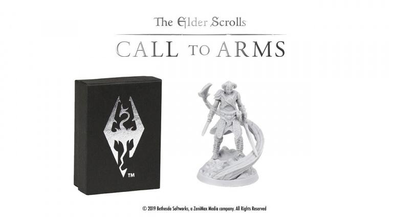 The Elder Scrolls bientôt adapté en jeu de plateau par Modiphius Entertainment