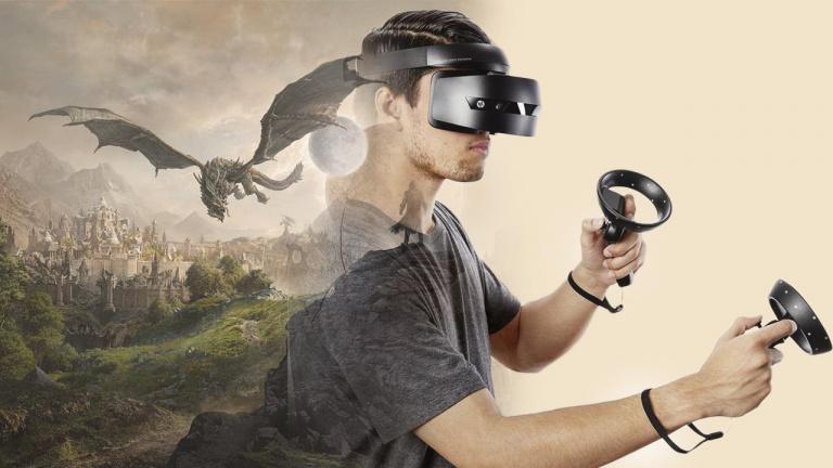 Gamesplanet Et Fnac Elsweyr Total War Et Un Casque Vr Hp à Prix
