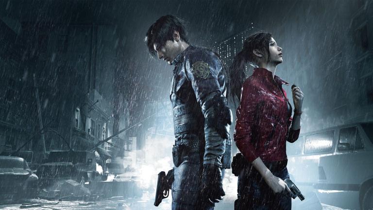 Capcom actualise ses ventes de jeux (Resident Evil 2, Devil May Cry 5...)