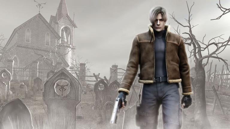 Resident Evil 4 HD : Pas de motion gaming pour la version Switch