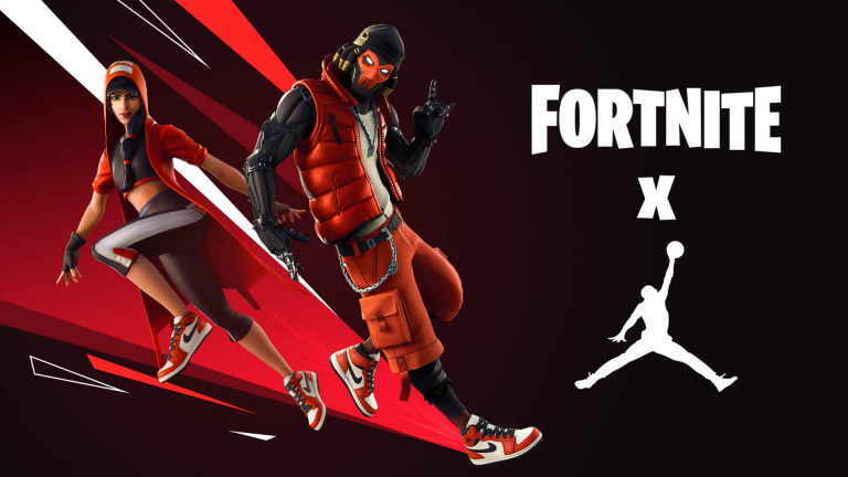 Fortnite x Jordan : la marque américaine s'invite dans le mode Créatif avec le patch 9.10
