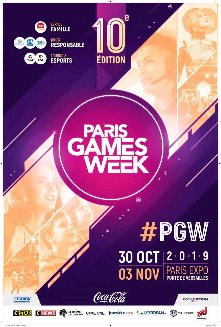 PGW 2019 : une offre de lancement pour l'ouverture de la billetterie