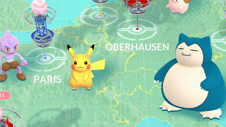 Pokémon GO : Parecool, un Pokémon rare vous donne rendez-vous !