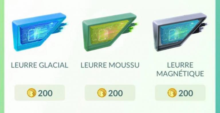 Pokémon GO, Nouveaux Leurres : le guide complet. Évolutions spéciales, meilleur leurre...