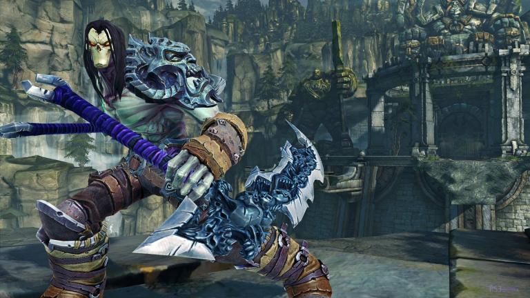 Darksiders II listé sur Switch par Koch Media